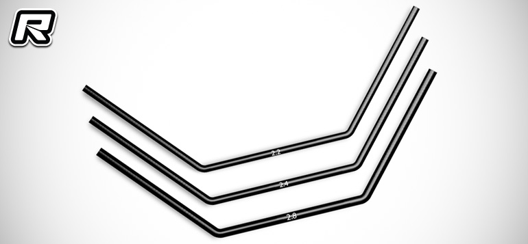 Xray RX8 front anti-roll bars