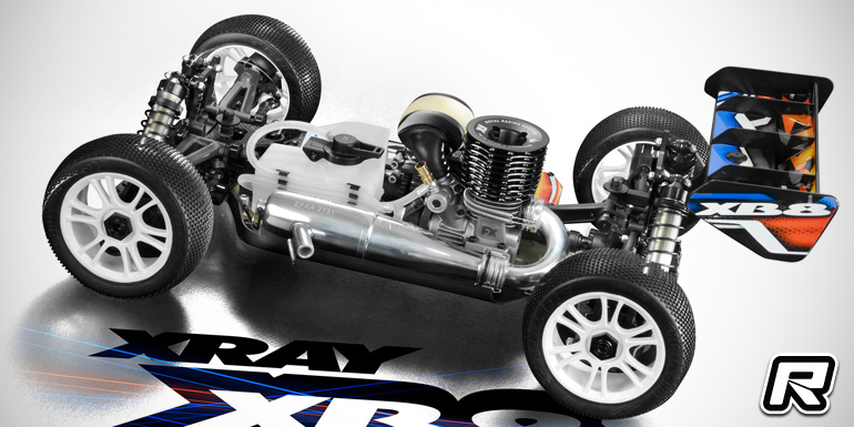 Xray introduce new XB8'16 nitro off-road buggy