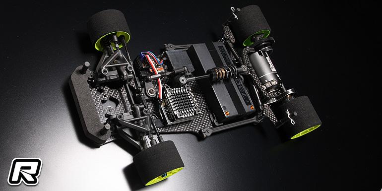 Yokomo YRX12 1/12th scale pan car kit