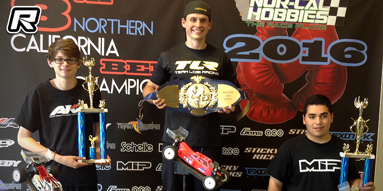 2016 Nor-Cal Championships – Report