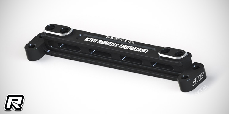 Active Hobby YD-4 alloy steering rack & other optionals