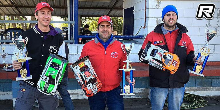 Recio & Artesi win at Argentine Touring & GT Champs