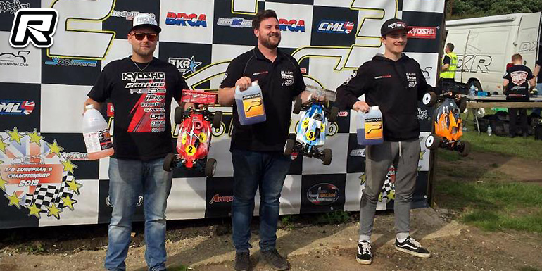 Darren Bloomfield takes BRCA Nitro Buggy Nats Rd3