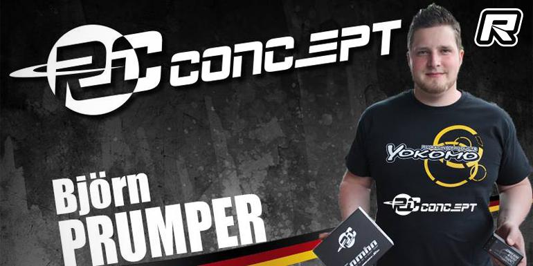 Björn Prümper joins RC Concept