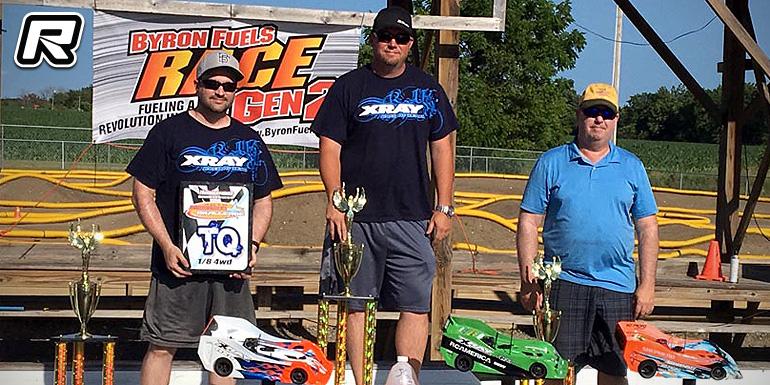 Jason Conley successful at 2016 Byron Challenge