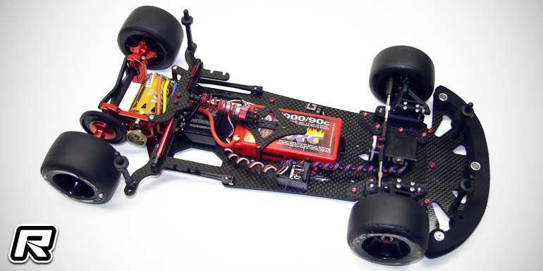 CRC Gen-X 10 R/T World GT-R pan car kit