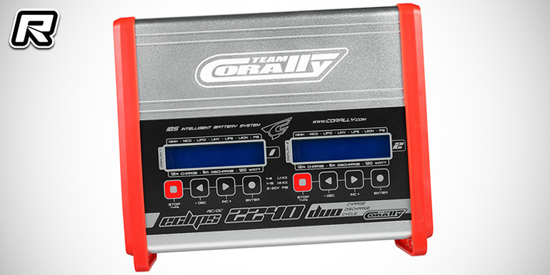 Team Corally Eclips 2240 240W AC/DC charger