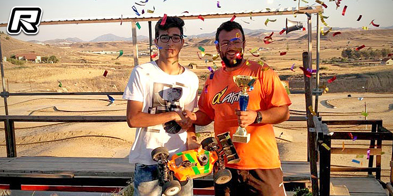 Thrasyvoulou wins at Cyprus International Buggy race