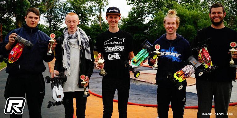 Hovgaard & Gosvig win at Danish EP Off-road Nats Rd4