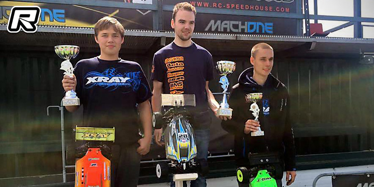 Bart Mullink wins BL Cup Rd3