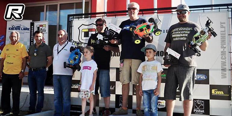 Fernando Almeida crowned 40+ Buggy Euro Champ B