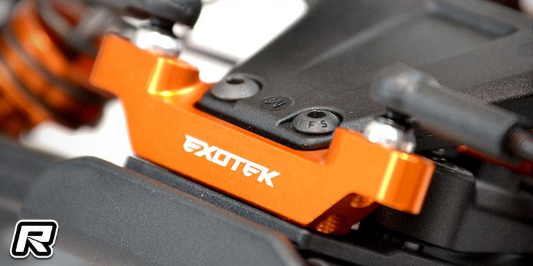 Exotek introduce new XB2 carbon fibre & alloy options