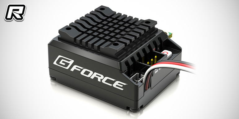 GForce TS 120A R2 brushless speed controller