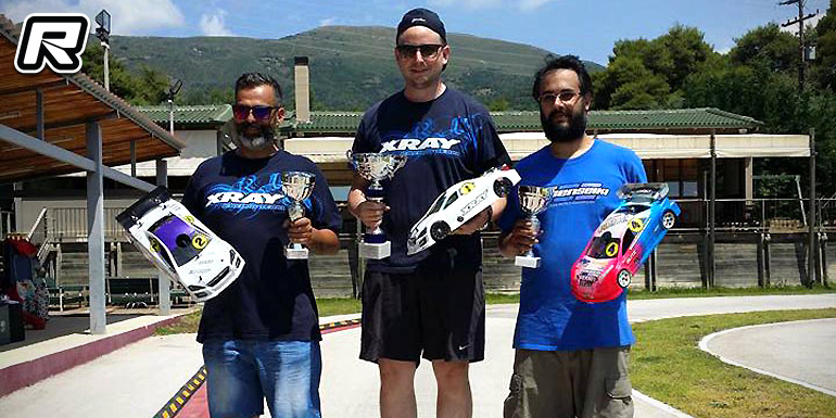 Dimitriou wins at Greek National Cup