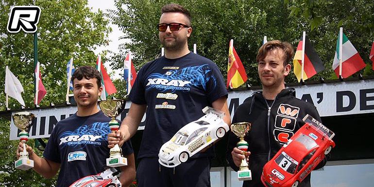 Alessio Menicucci wins Italian Outdoor Modified TC title