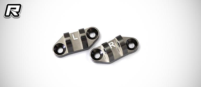 Kyosho Optima aluminium front upper pivots
