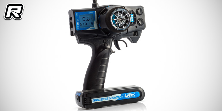 LRP B3-STX Deluxe 3-channel 2.4GHz radio system