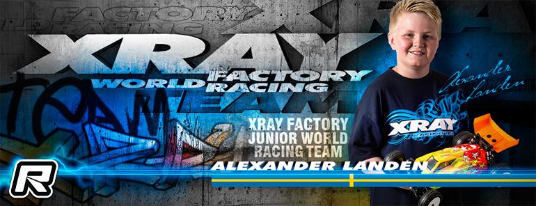 Xray sign young Alexander Landen
