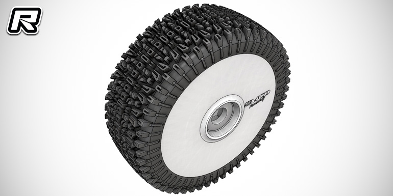 MCD Racing Dirt-Xross large scale tyres