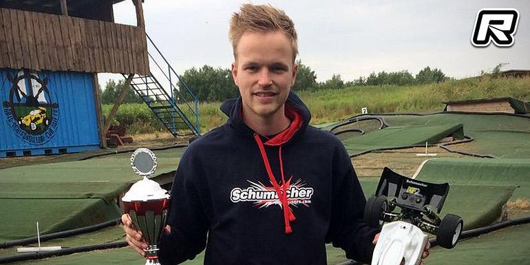 Christopher Krapp wins at maiden Schumacher outing