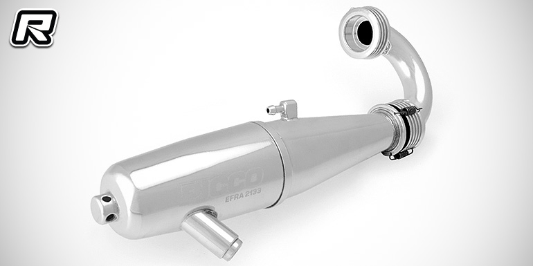 Picco introduces new off-road & on-road mufflers