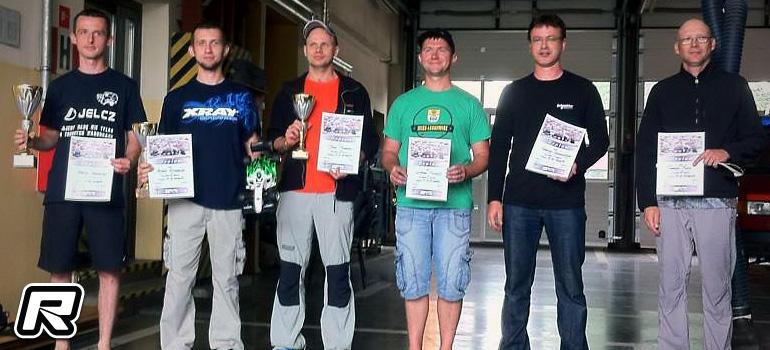 Robert Okonski successful at Polish Nationals Rd3