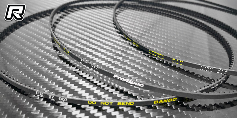 Pro-Spec introduce touring car Racing Belts