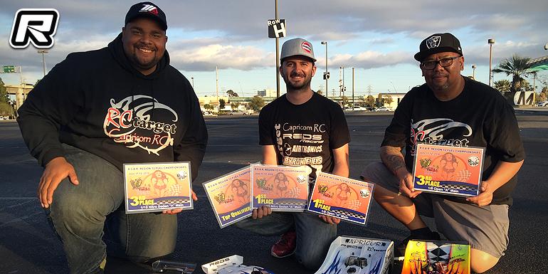 Walter Diaz sweeps ROAR Region 12 Championships