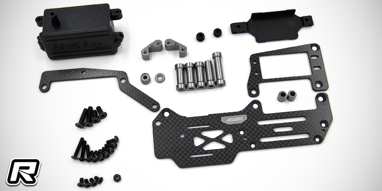 Samix Cobra GT carbon fibre radio plate conversion