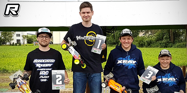 Jeisy & Schmid score at Swiss 1/10th Buggy Nats Rd3