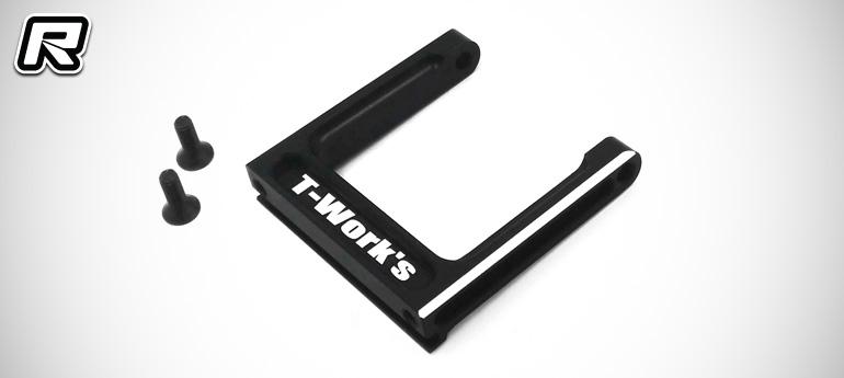 T-Works Optima front bulkhead brace