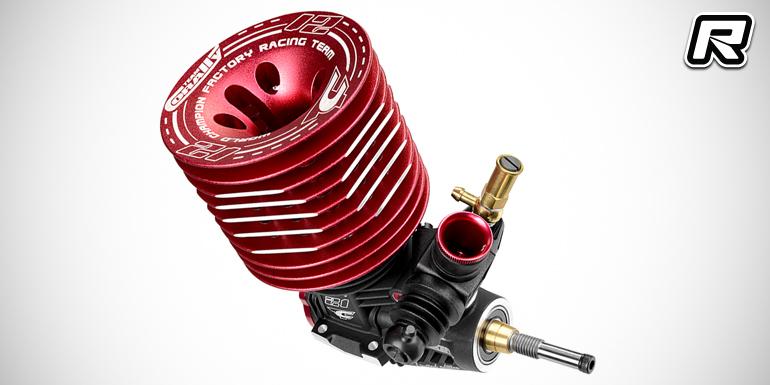 Team Corally ETOR .21 3T nitro off-road engine