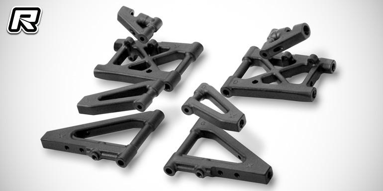Xray RX8 graphite suspension arms