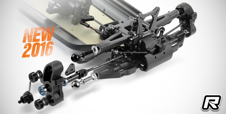 Xray XB8E 2016 1/8th electric off-road buggy kit