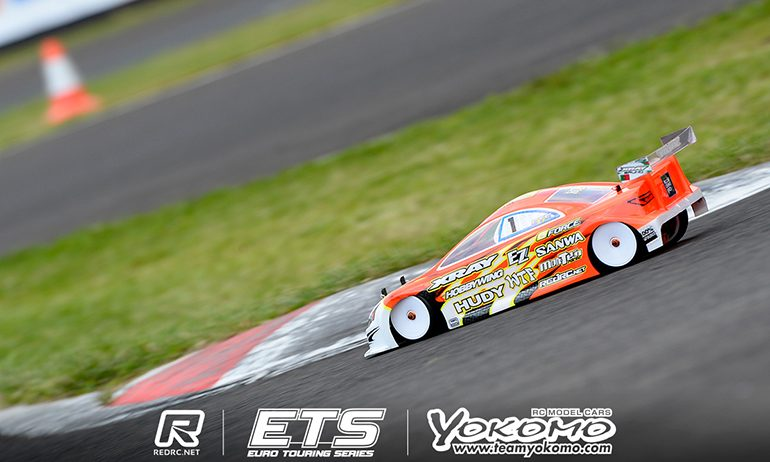 Coelho leads way in 1st timed practice at ENS Luxembourg