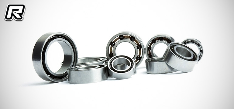 Avid A800 Aura driveline bearing kit & Ti ball studs