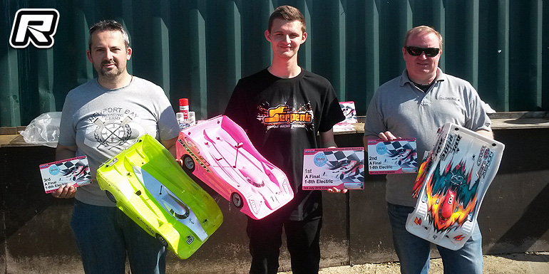 BRCA 1/8 Electric On-road National Rd5 – Report