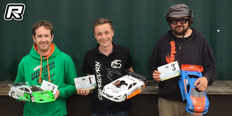 BRCA 1/10th IC Nationals Rd6 – Report