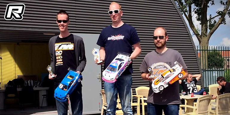 Robert Krens wins at Dutch Nationals Rd4