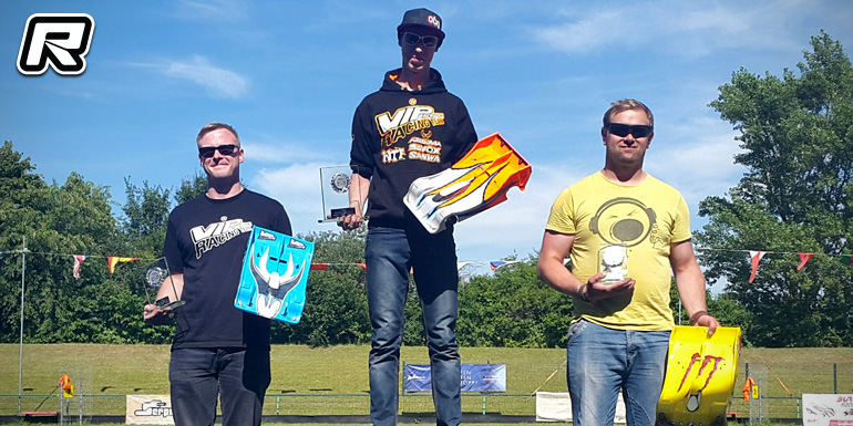 MC Ettlingen hosted inaugural electric race – Report