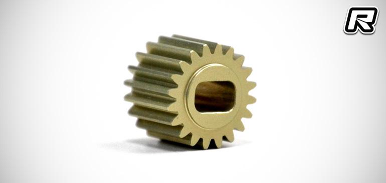 Exotek D216 HD idler gear, Flite top gear & top shaft