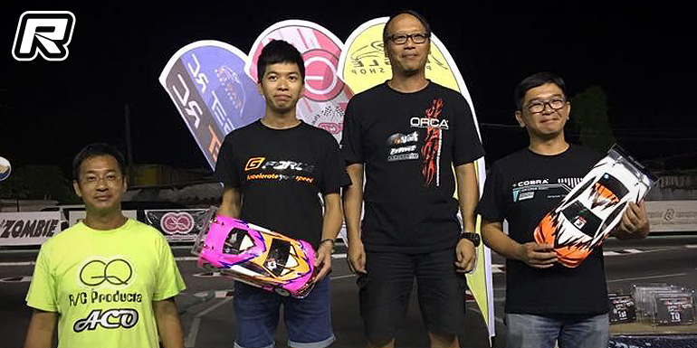 QC Race Hong Kong Rd2 – Report