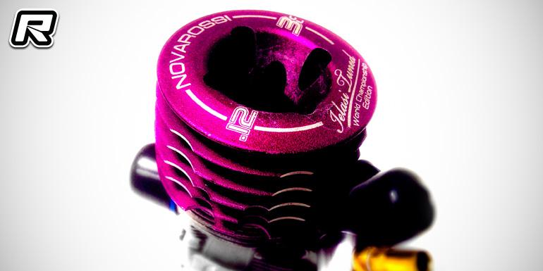 Ielasi Tuned World Championship Edition .12 engine
