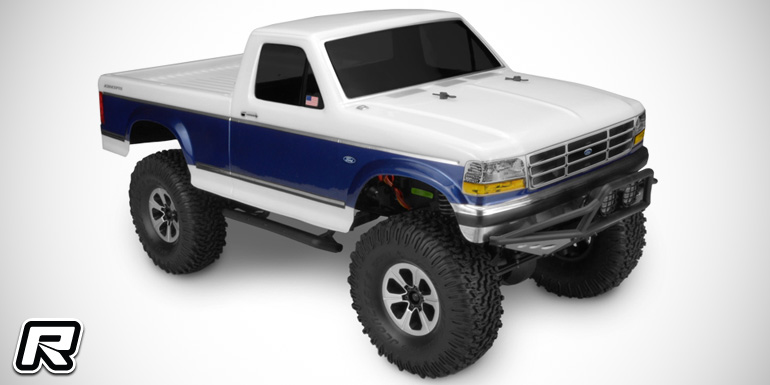 JConcepts 1993 Ford F-250 trail bodyshell