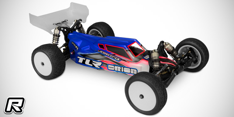 JConcepts TLR 22 3.0 S2 Worlds bodyshell