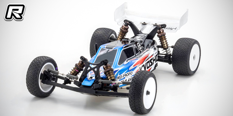 Kyosho release more RB6.6 images