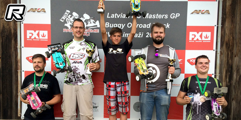 Cesiulis & Lainemae win at Latvian Cup Rd4