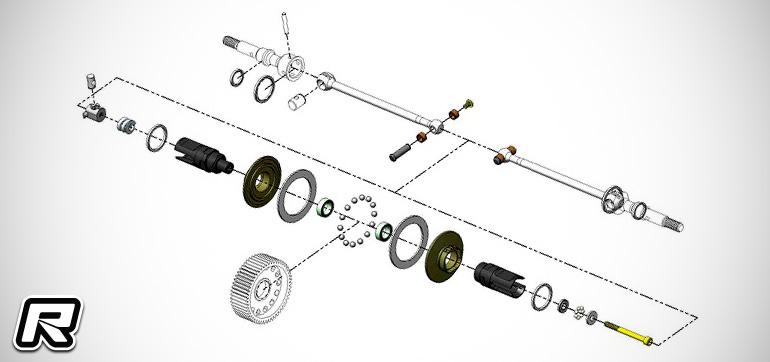 MIP B6 Roller Pucks bi-metal drive system