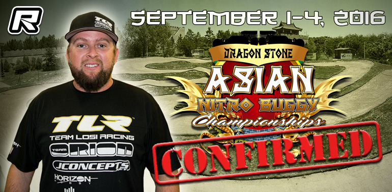 Ryan Maifield confirmed for Dragon Stone Champs