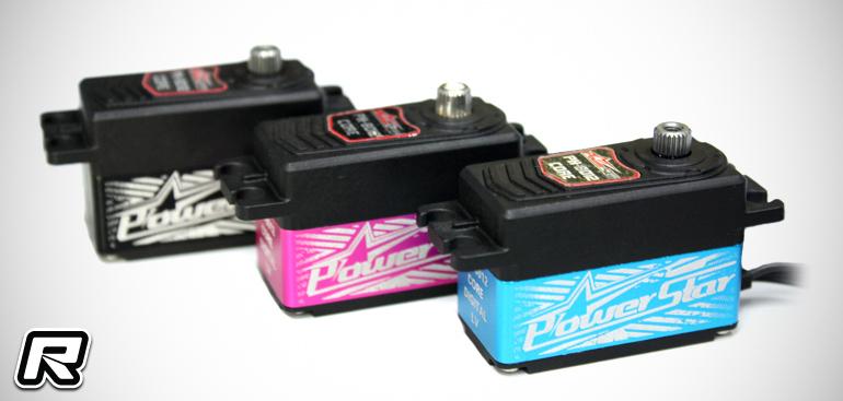 Powerstar PH-8012 low-profile servo